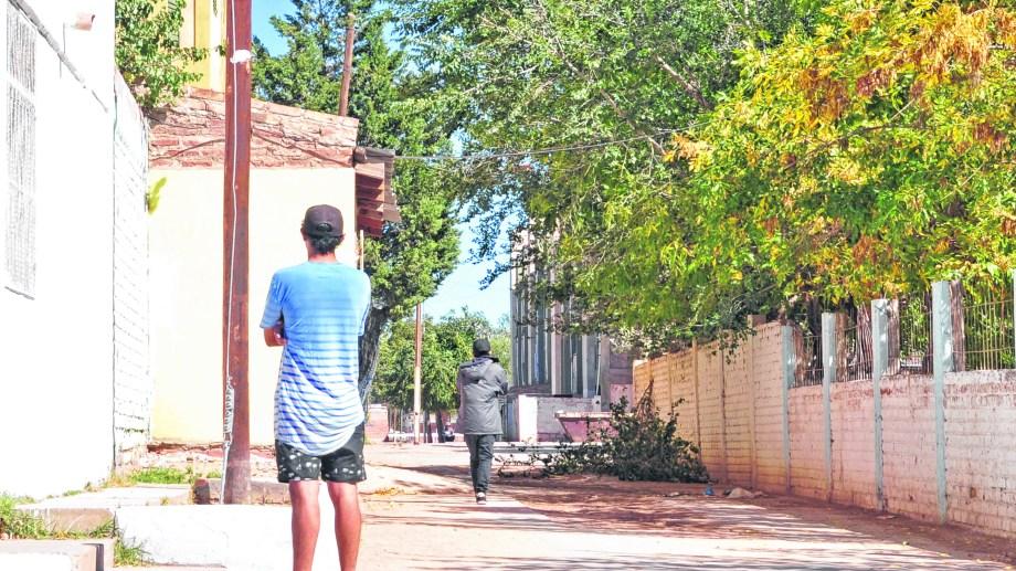 Cutral Co, caso testigo. En el barrio Belgrano 450 Viviendas se registra un crecimiento notable de hechos delictivos.