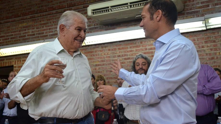 El gobernador y el líder del sindicato petrolero compartirán la estrategia electoral. Foto: archivo