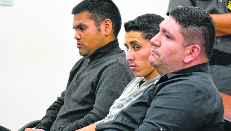 Tres de los cuatro policías que habían sido imputados terminaron condenados. (Foto: Yamil Regules)