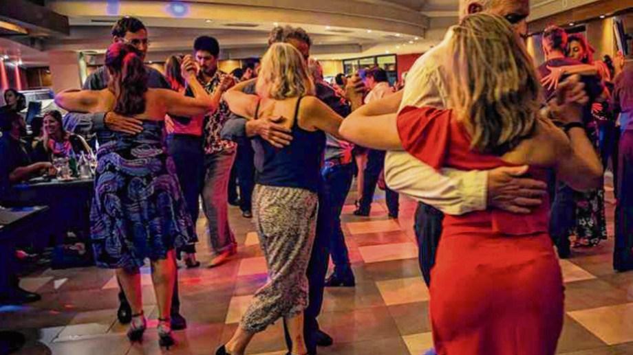 Hoy arranca la clasificación de la preliminar del Mundial de Tango en el salón BEC. Foto: archivo