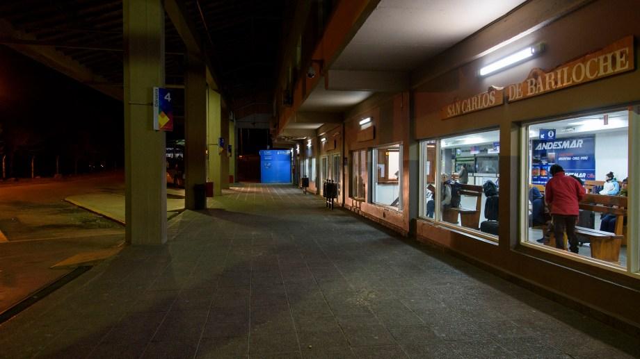 Bariloche 29/05/19 Paro Nacional 29 de Mayo. Foto: Marcelo Martinez