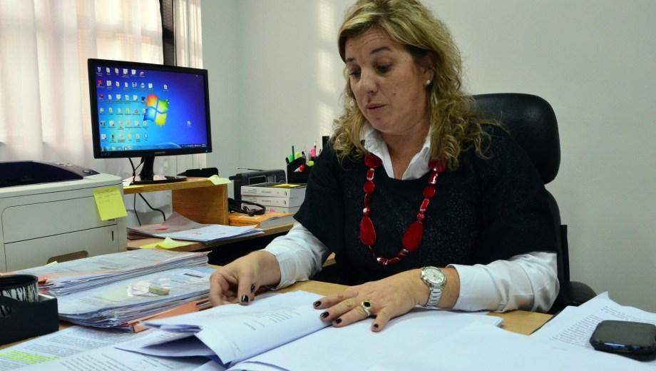La medida fue impuesta por la jueza de Familia, Maria Laura Dumpé. Foto: Marcelo Ochoa.
