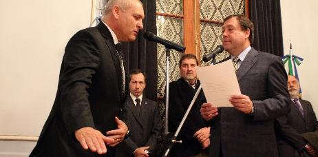El gobernador Alberto Weretilneck y el ministro de Salud Fabián Zgaib serán los anfitriones. (Archivo)