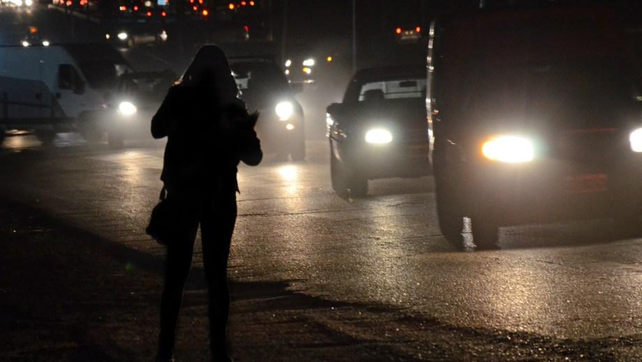La traza urbana cipoleña es una zona de alto riesgo en las horas pico de la mañana y al caer la tarde. Foto: Mauro Pérez