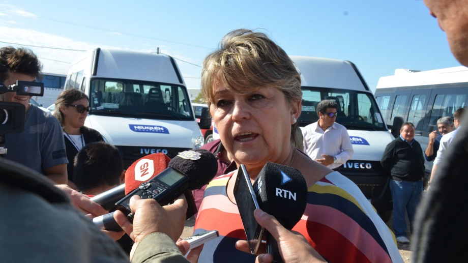 Storioni afirmó que la provincia licitará la terminación de la escuela 194. Foto: archivo