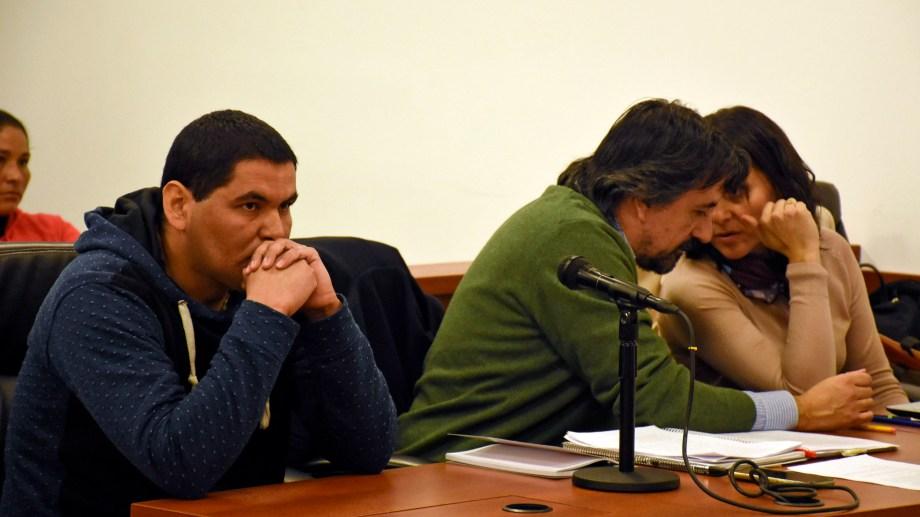Tolaba irá a juicio por jurados. (Foto: Florencia Salto.-)