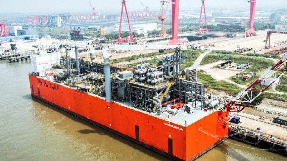 YPF realizó la primera exportación de GNL durante la última semana de mayo.