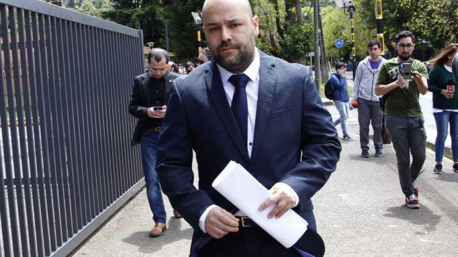 El fiscal jefe de Pucón, Jorge Calderara, está al frente de la investigación. (Gentileza)