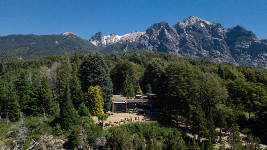 El robo ocurrió en los primeros minutos de la madrugada del 13 de abril último en la cervecería Patagonia está ubicada en el Circuito Chico. (foto archivo)