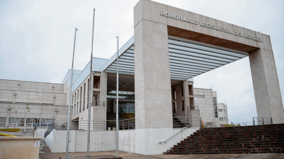 Le Legislatura de Neuquén tendrá una vicepresidenta. (Archivo).-
