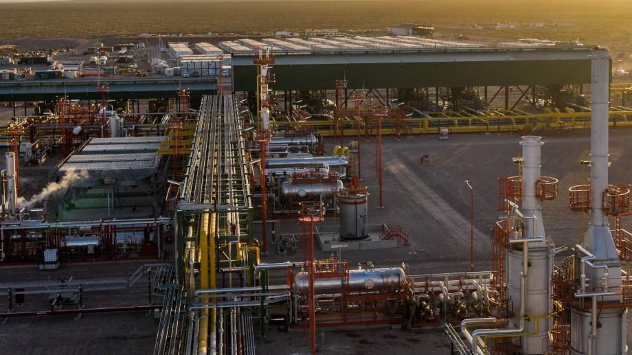 Fortín de Piedra es el único yacimiento que está entre los mejores en gas y en petróleo.