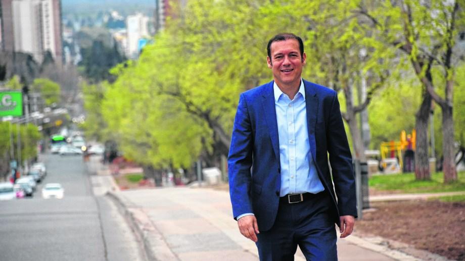 Omar Gutiérrez destacó que la llegada del precoloquio de IDEA es un reconocimiento a la importancia de Vaca Muerta en el país.