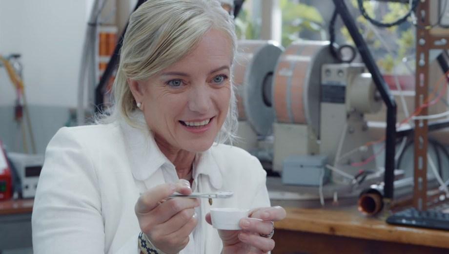 """Karen Hallberg. La licenciada en Física hablará en Bariloche de """"ciencia y realidad aumentada""""."""