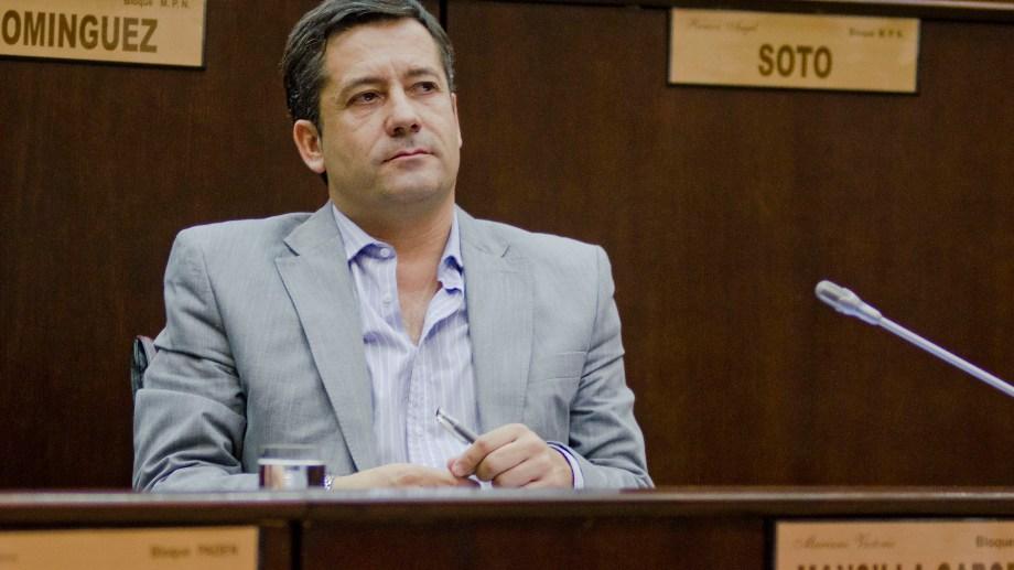Mansilla aseguró que el abogado de Canosa solo busca distraer la atención. Foto: Archivo Juan Thomes