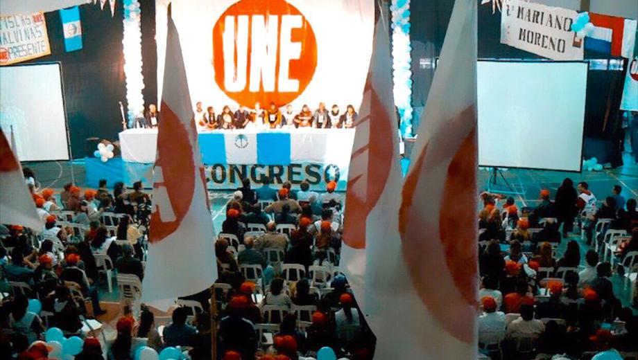 El congreso partidario reunió a representantes de todas las localidades. Foto: gentileza