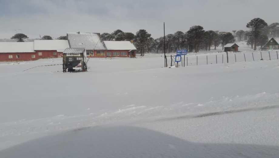 El parque de nieve es el lugar ideal para ir con familia. (Foto: Gentileza)