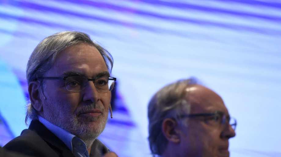 El secretario de Gobierno de Energía, Gustavo Lopetegui.