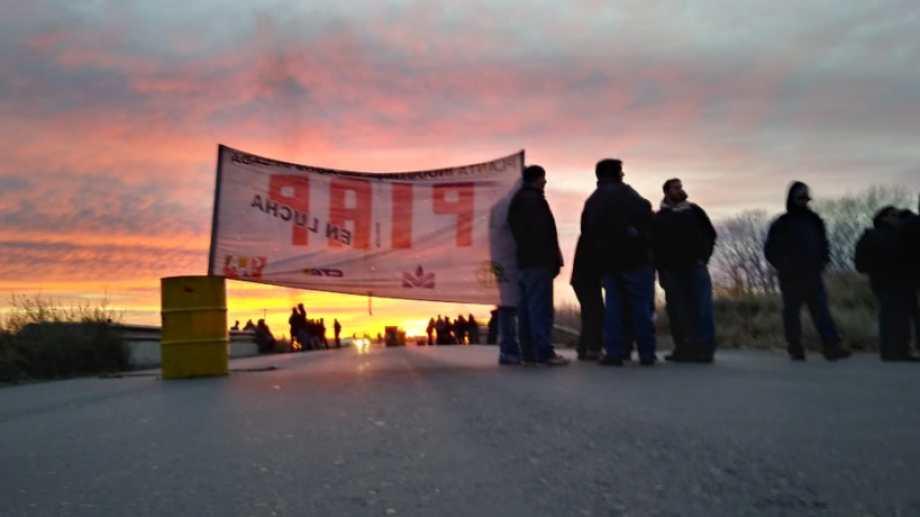Trabajadores de la PIAP tomaron la planta de agua pesada. (Foto: Archivo.-)