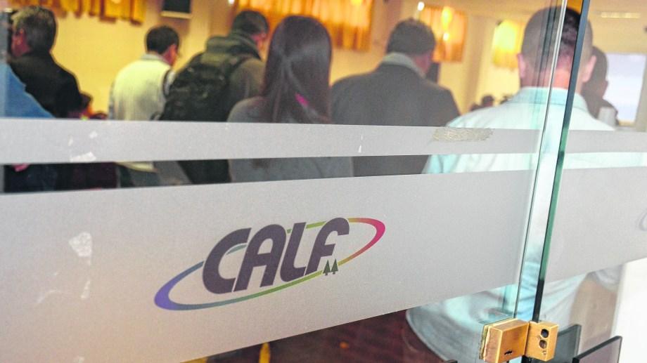Hoy se eligieron a los delegados de la cooperativa CALF. (Archivo Mauro Pérez).-