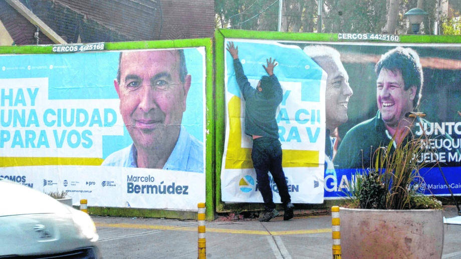 Neuquén capital elige intendente el 22 de septiembre. (Archivo Yamil Regules)
