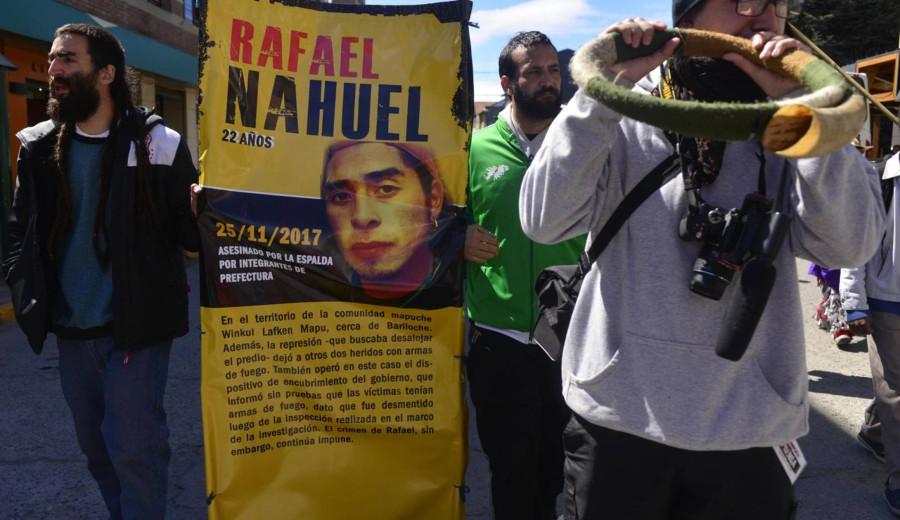 Rafael Nahuel tenía 22 años cuando lo mataron el 25 de noviembre de 2017. (Archivo)