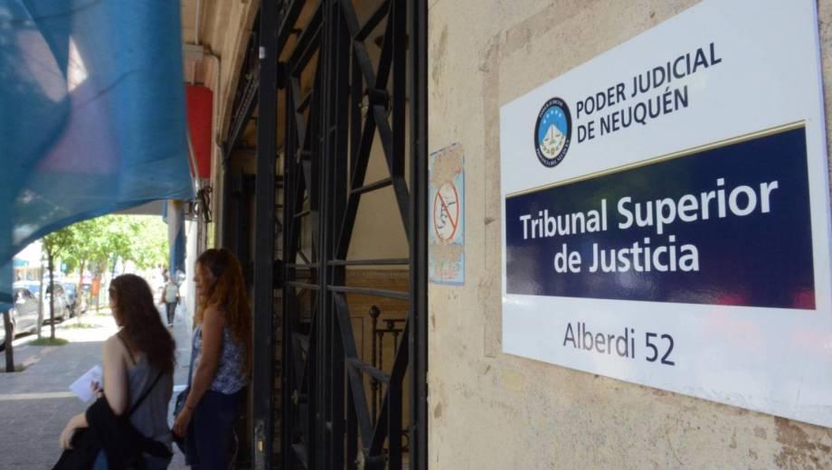 """""""Iniciaremos las actuaciones administrativas internas para esclarecer esto"""", dijo el presidente del TSJ. Foto Florencia Salto"""