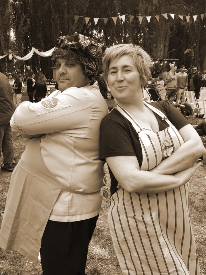 """Resultado de imagen para Mavy Jaichenco es """"la reina"""" de la cocina"""