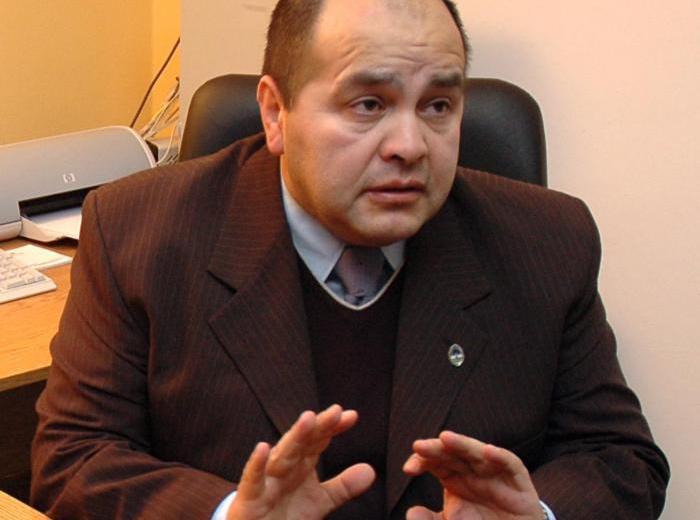 Omar Contreras, el exministro de Turismo. Foto: archivo