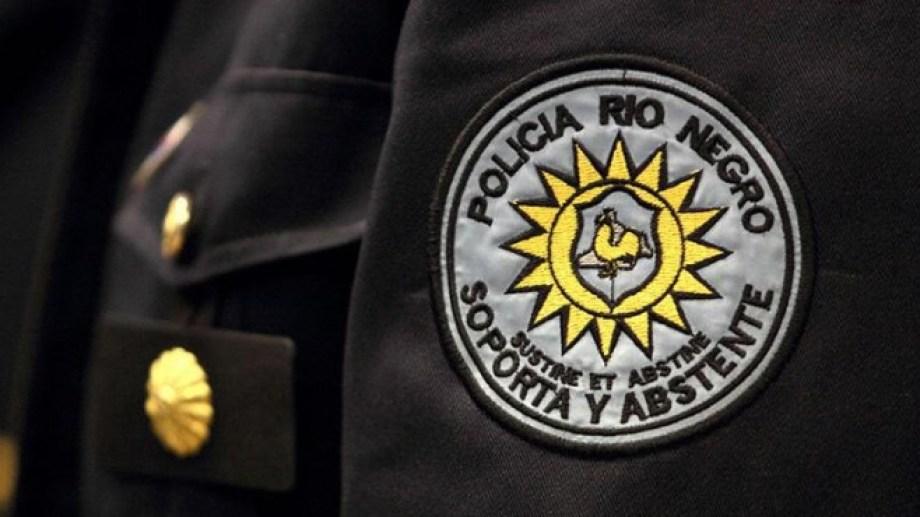 El herido es agente de la Policía de Río negro y presta servicio en Bariloche.