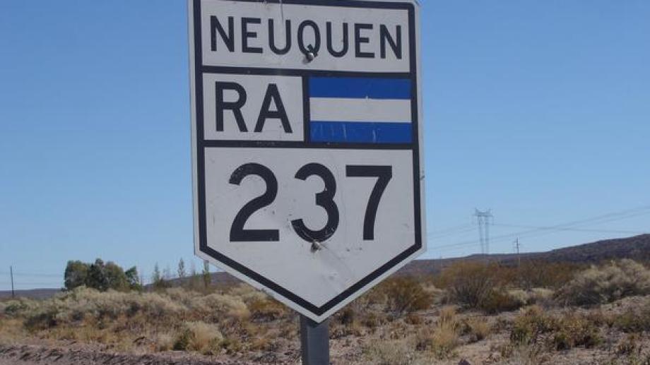 El accidente ocurrió a la altura del kilómetro 1335. (Foto: Archivo.-)