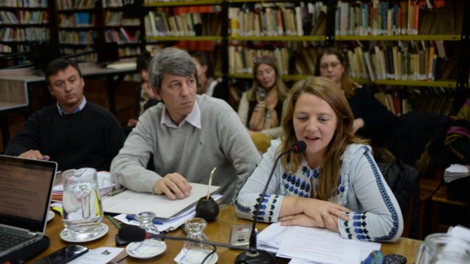 El concejal Ramón Chiocconi es el autor de la iniciativa que fue rechazada. (Foto: A. Leiva)