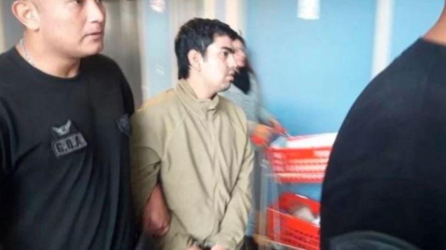 Lautaro Teruel se encuentra bajo prisión preventiva. Foto Archivo.