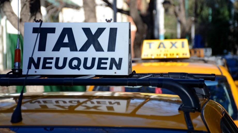 Robó dentro de un taxi mientras estaba estacionado y lo detuvieron cuando huía. (Archivo Foto: Mauro Pérez.)