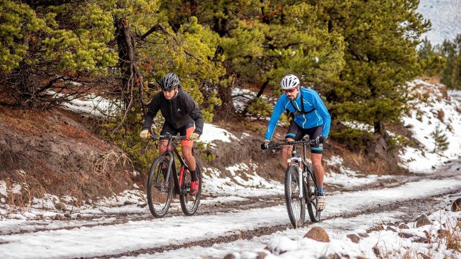 El tramo de mountain bike tendrá un recorrido de 30 kilómetros. Gentileza.
