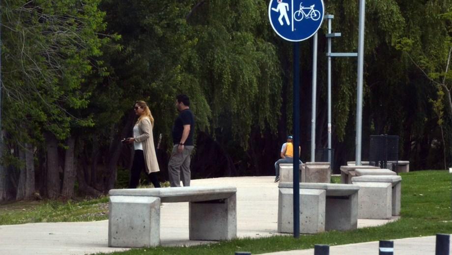 Las bicicletas eléctricas se sumarán al Paseo de la Costa. Foto: Archivo Yamil Regules