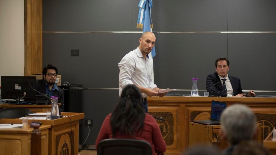 El defensor oficial Marcos Cicciarello objetó a la entidad. (Archivo)