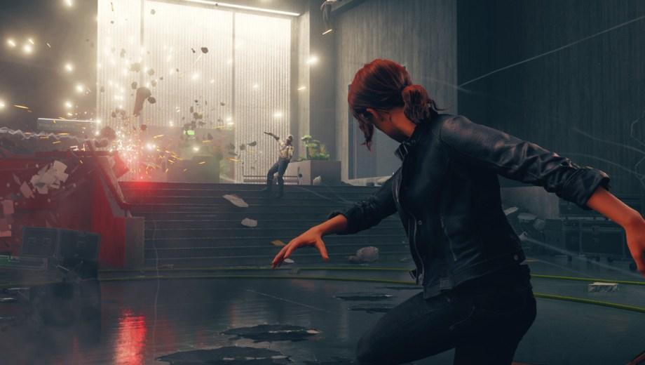 """""""Control"""" es uno de los juegos que más hype generaron. Visualmente parece una mezcla de Max Payne con F.E.A.R. Sale el 27/08."""