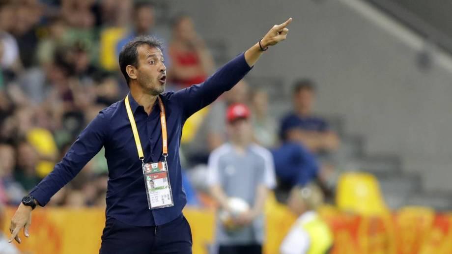 Fernando Batista es el entrenador del combinado nacional Sub 23.