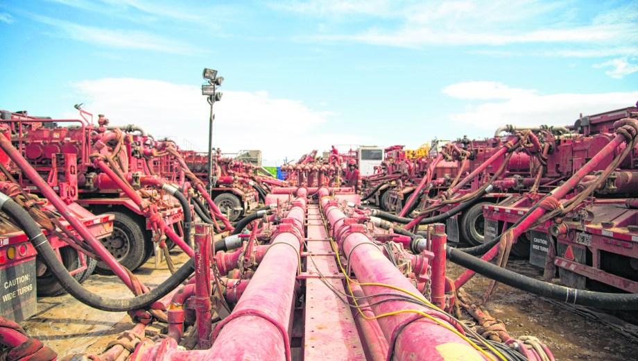 El abastecimiento On Demand del agua y arena permitió alcazar los rércords de fractura en varias áreas.