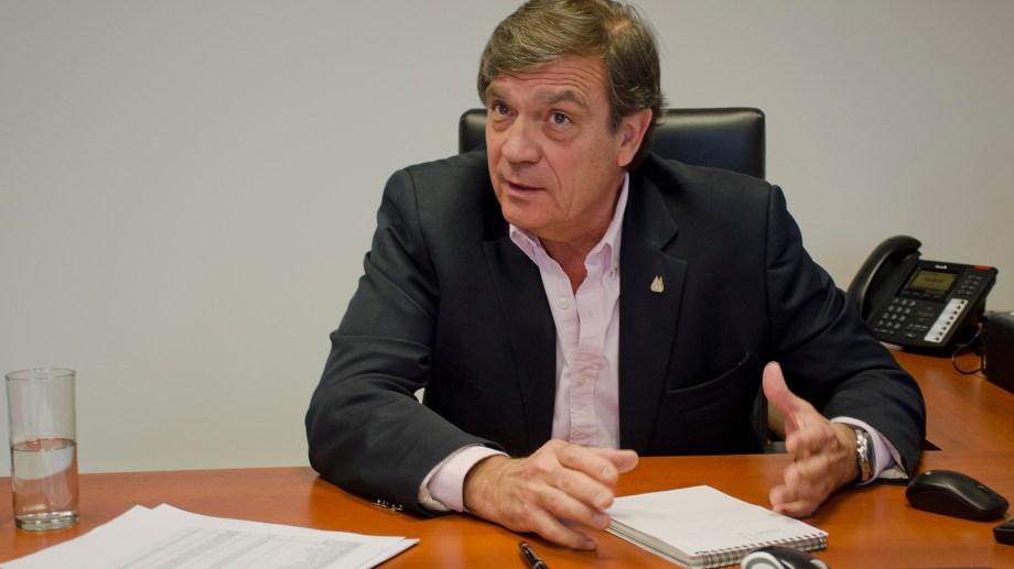 Alberto Saggese preside la firma pública desde 2014.