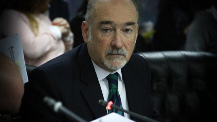 El juez Leonidas Moldes dejó el Juzgado Federal de Bariloche el 1 de agosto. (Archivo)