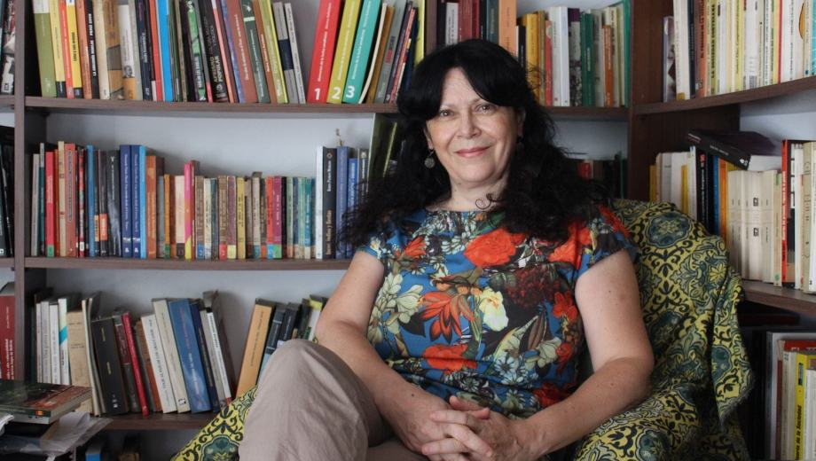 Maristella Svampa obtuvo el Premio Nacional al Ensayo Sociológico.