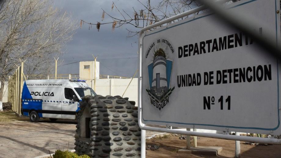 En el complejo de Parque Industrial hay 242 reclusos. (Foto; Juan Thomes)