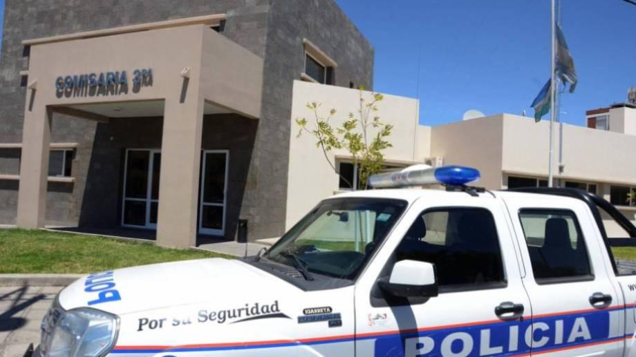 El delincuente fue detenido por personal de la Comisaría 3°.