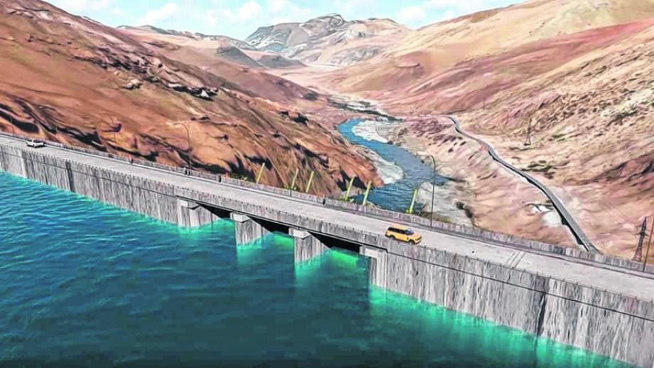 Administrar el ríoGrande. Gran parte del caudal del cauce mendocino va al mar en invierno cuando la demanda es menor, la represa permitirá acumularla.