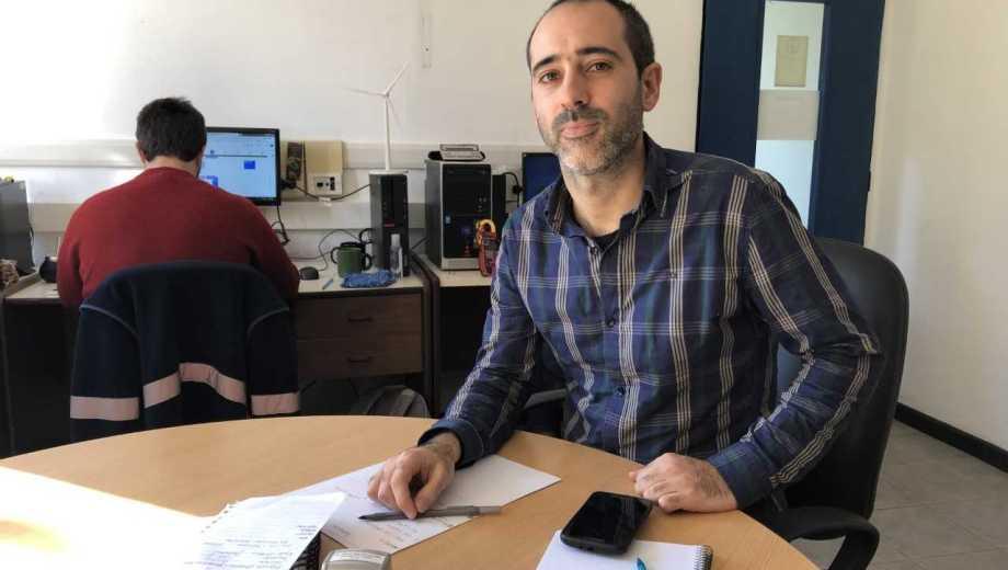 Martín Sabre es integrante del área Energía y Movilidad del INTI.