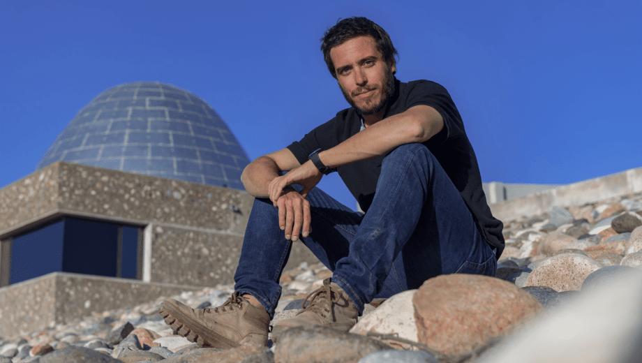 Sebastián Zuccardi, tercera generación de una familia consagrada a la producción vinícola.