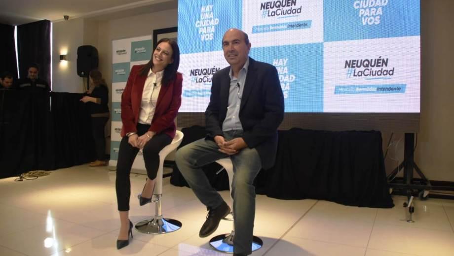 Mercedes Lamarca se bajó de la candidatura a intendenta y ocuparía un puesto destacado en un posible gobierno de Bermúdez. (Juan Thomes).-
