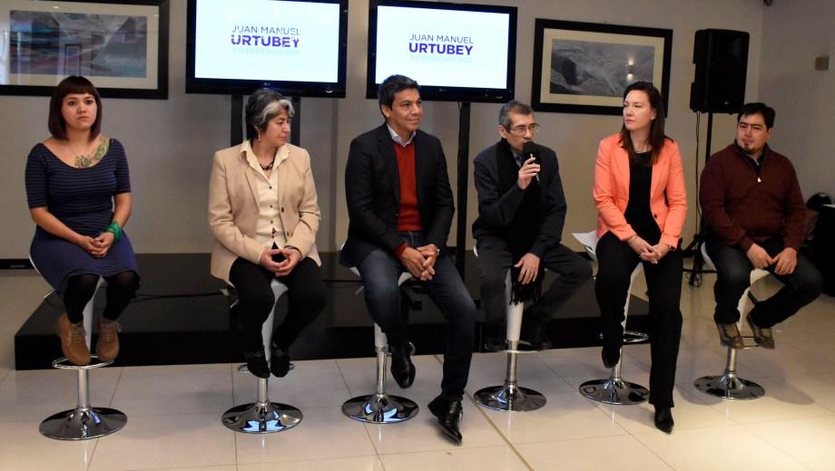 Consenso Federal es el espacio que lleva como candidato a presidente a Roberto Lavagna. Foto Florencia Salto
