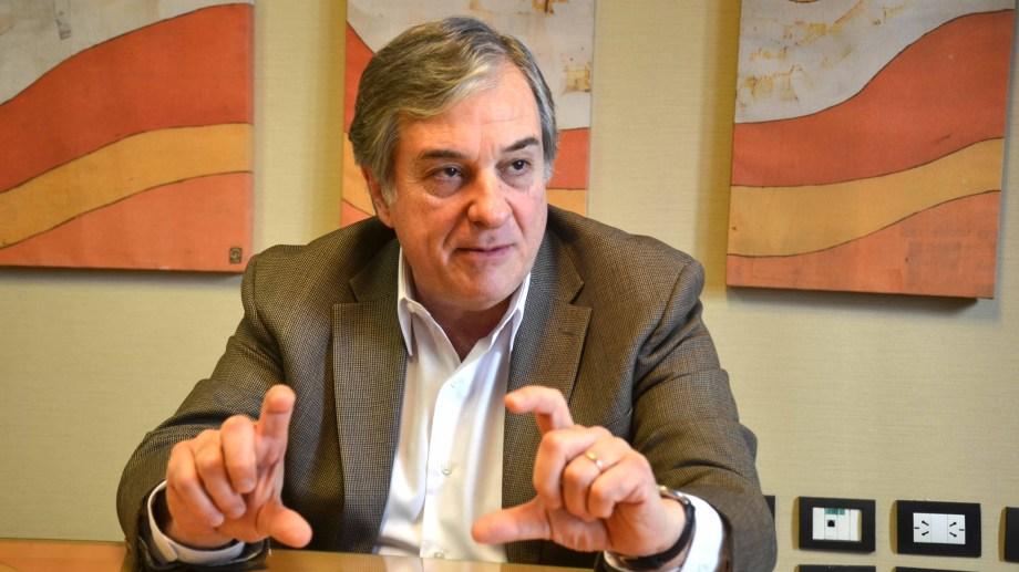 Carnicero detalló que los comprobantes adquieren un valor negociable y pueden ser vendidas por fuera del sistema bancario.